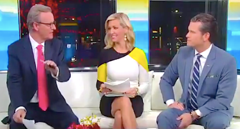 Fox and Friends floats impeachment conspiracy theory about GAO findings of Trump crimes against Ukraine