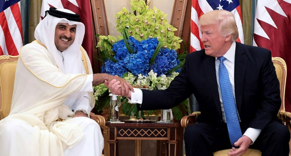 Trump's Saudi favoritism has other Arab countries thinking about doing business with him: report