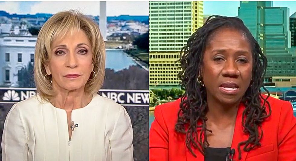 'Embarrassingly incompetent': NAACP official scolds Kellyanne Conway who can't explain Trump's diss of MLK Day