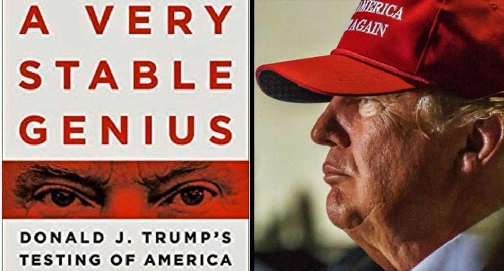 Trump 'is not a very stable genius': George Conway destroys the president for hyping harsh new book