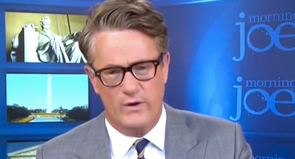 'He does not think rationally anymore': Morning Joe worries Trump's mental health is getting worse
