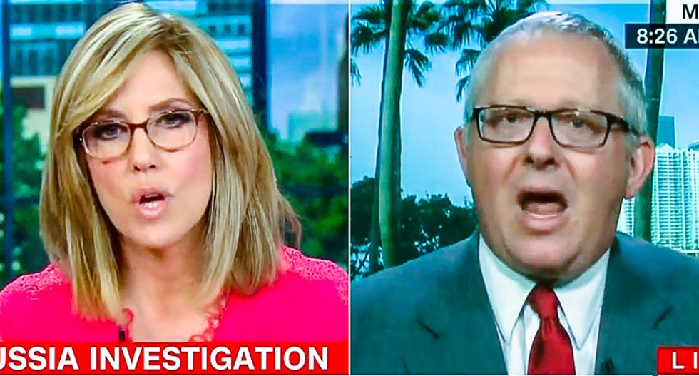 Michael Caputo loses it on CNN and calls for FISA to be 'eliminated': 'The FBI owes Carter Page an apology'