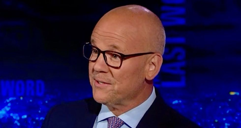 MSNBC analyst John Heilemann explains Trump's tweets: 'Gibberish' to distract from things that scare him