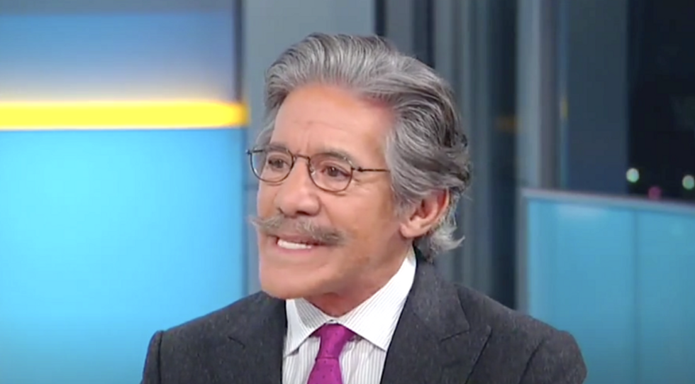 WATCH: Geraldo Rivera calls Trump a 'civil rights leader' one day after MLK Day