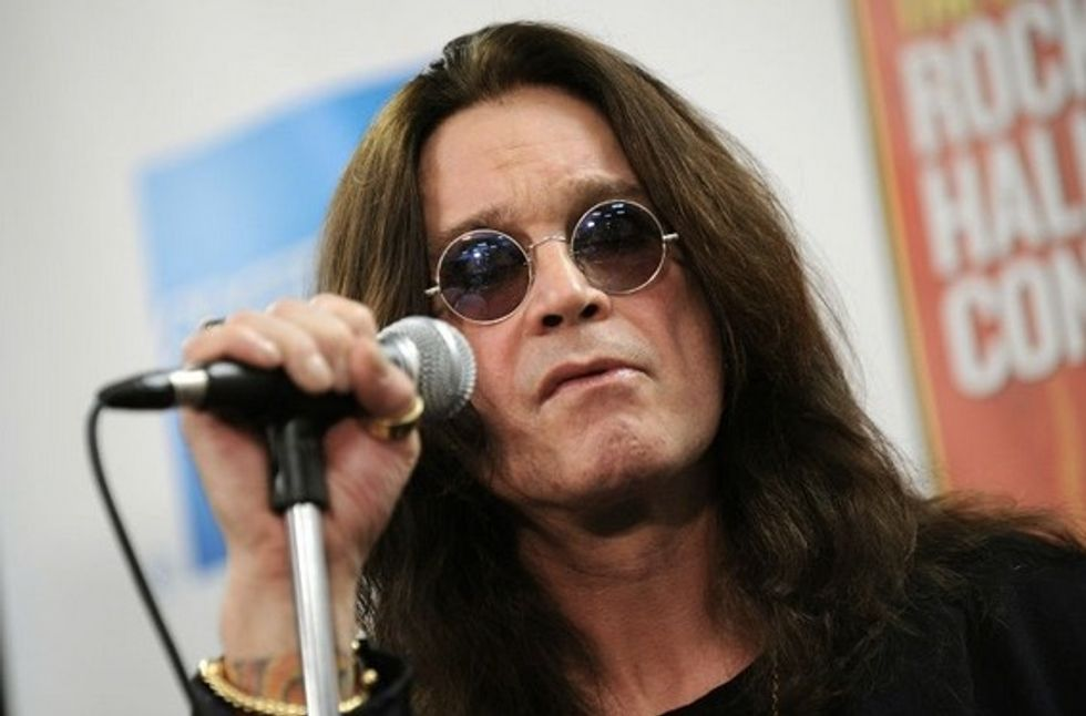 Trump ripped by rocker Ozzy Osbourne for 'acting like a fool' on COVID-19 while 1,000 Americans die every day