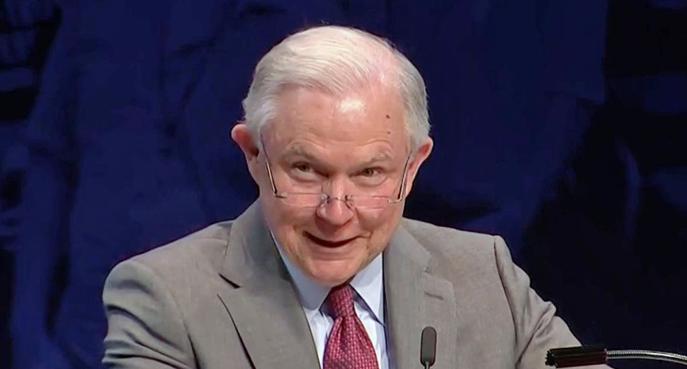 Jeff Sessions shows his true colors by hiring a far-right extremist