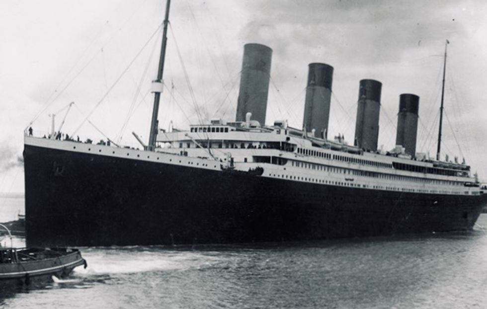 US, UK ratify treaty to protect Titanic wreck