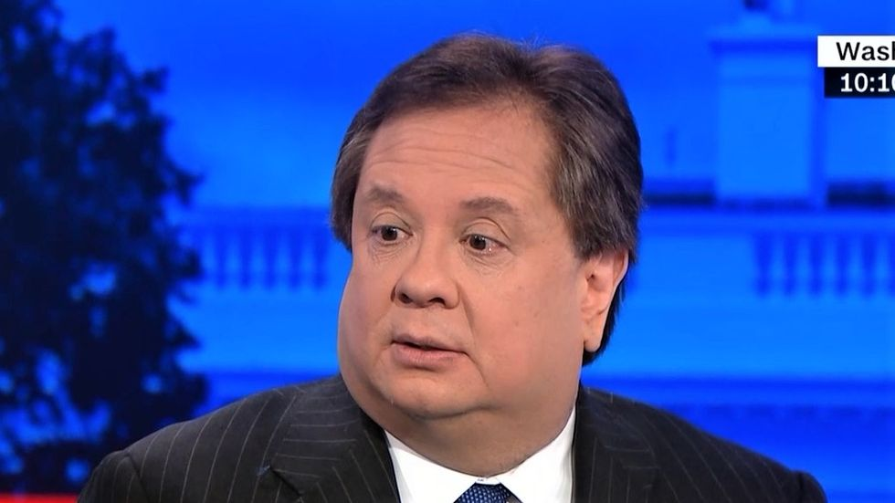 George Conway perfectly summarizes DOJ report on Trump's claims about a 'witch hunt'