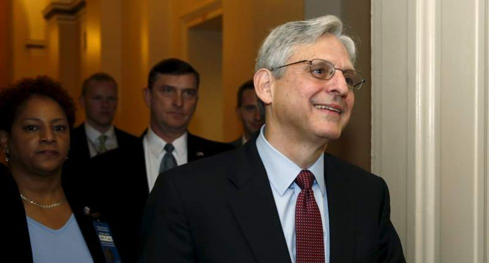 Supreme Court nominee Garland will send questionnaire to Senate Judiciary Committee