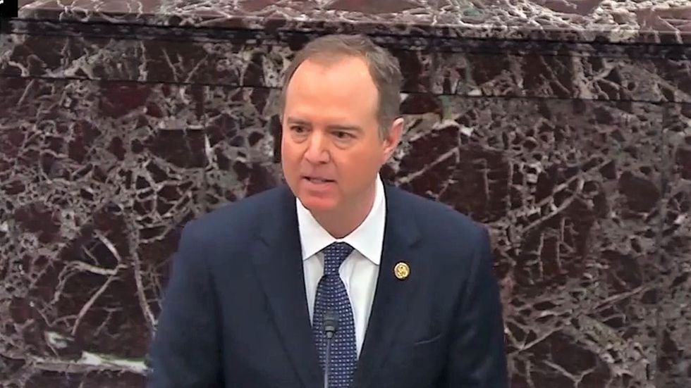 'Low even for you': Adam Schiff crushes Trump for suggesting he fabricated RBG's dying wish