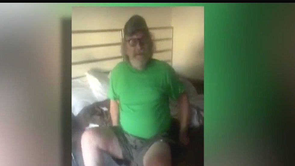 WATCH: Police arrest 69-year-old man while laying in bed over a 1989 warrant