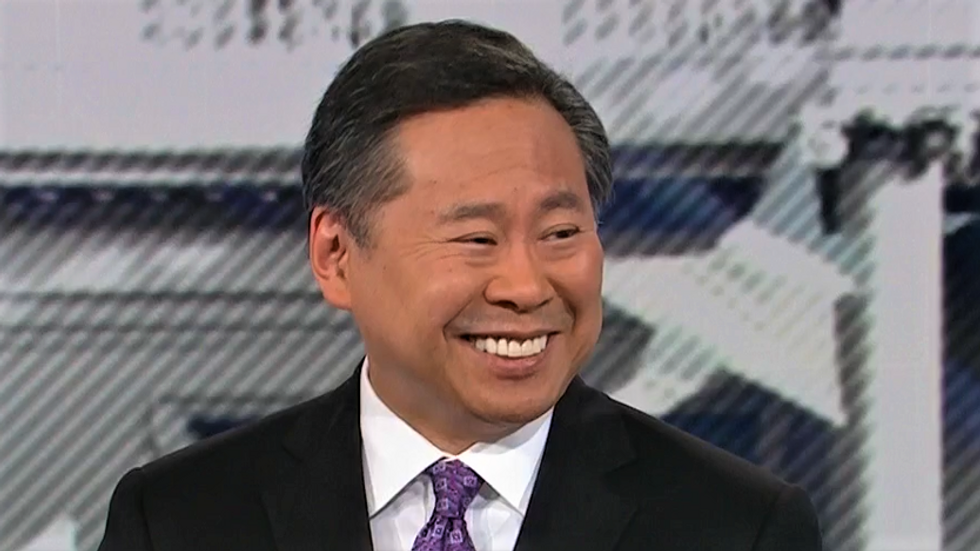 WATCH: Ex-federal prosecutor holds back laughter when told Trump insists he has 'nothing to hide'