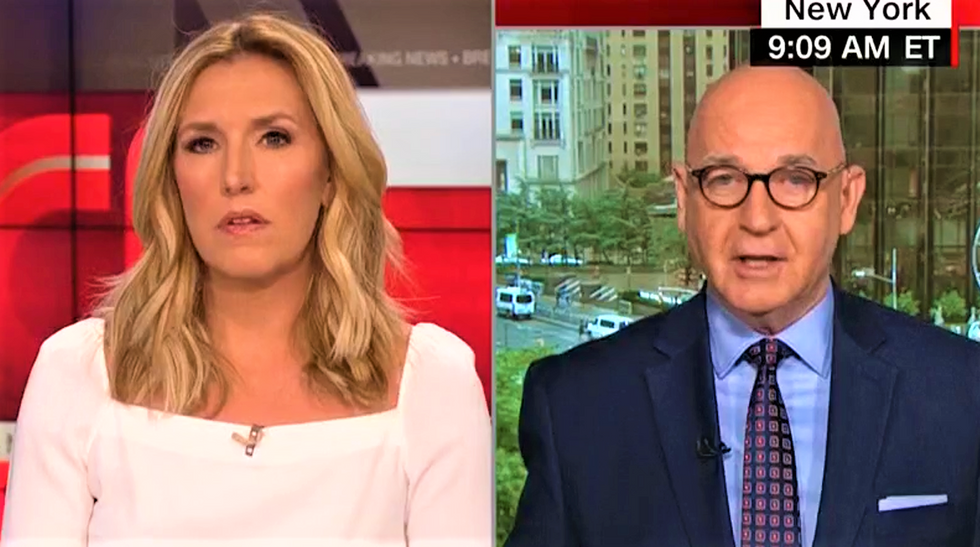 CNN legal analyst explains why Cohen's recording is 'similar to a mob tape' — and a disaster for Trump
