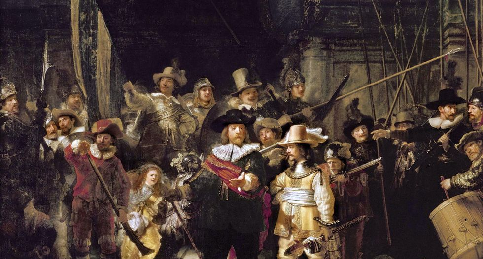 'An exciting discovery': A long-lost Rembrandt found in NJ