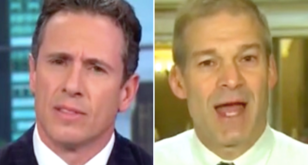 Republican stuns CNN's Cuomo with claim Trump told Comey to drop Flynn probe to 'get the truth'