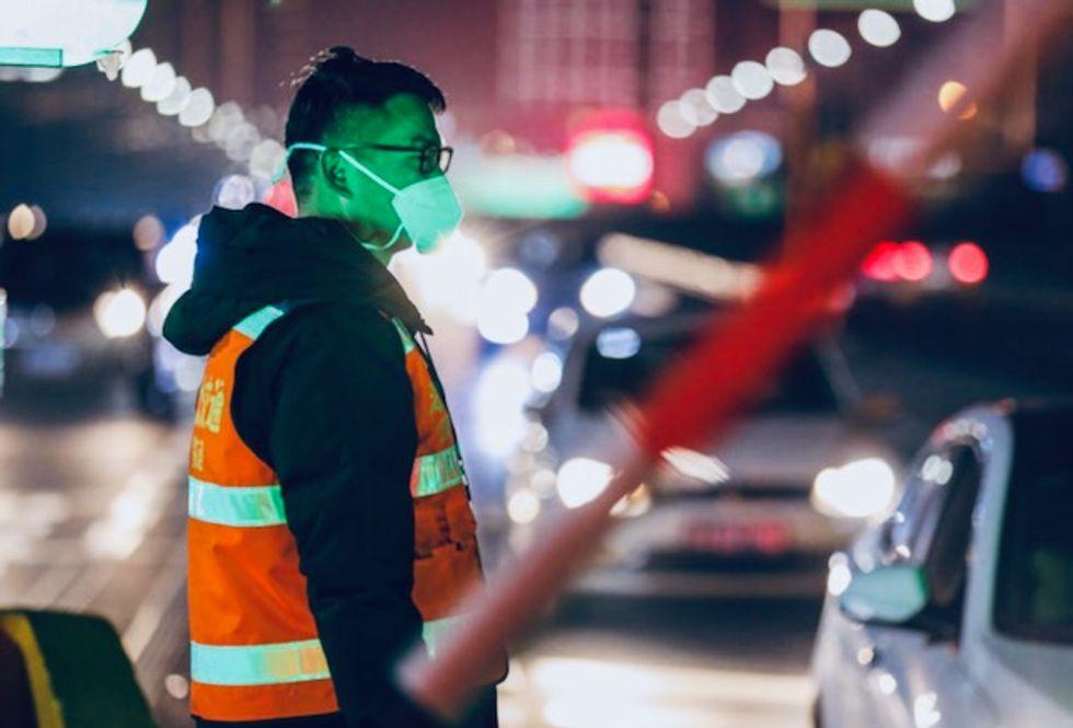 'Sealed off': China isolates city of virus outbreak