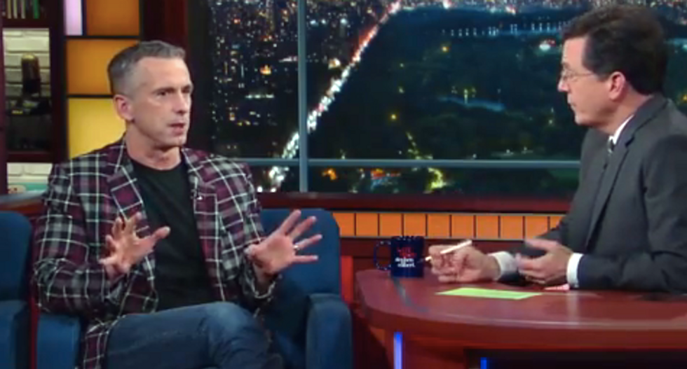 Dan Savage shames Clinton's LGBT critics: 'Don't spend the rest of her life saying f*ck you'