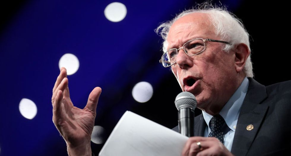 Sanders campaign signals victory by releasing portion of its internal caucus data