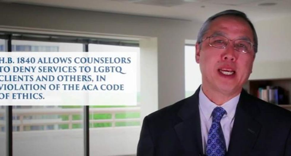 World's largest counselors' group cancels Tennessee conference to protest anti-LGBT law