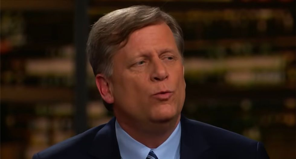 'They don't like Trump': Ex-ambassador reveals to Bill Maher that GOP lawmakers trash president behind his back