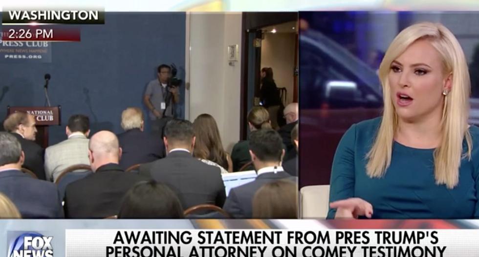 'Talk about damning': Fox News hosts rip Sarah Huckabee Sanders for 'terrible' Trump defense