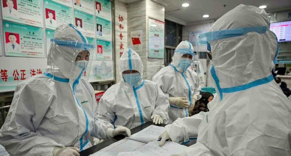 President Xi Jinping warns China's coronavirus situation is 'grave' due to 'accelerating spread' of the virus