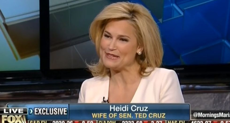 Ted Cruz's wife sought job from Donald Trump — but was passed over after interview: report