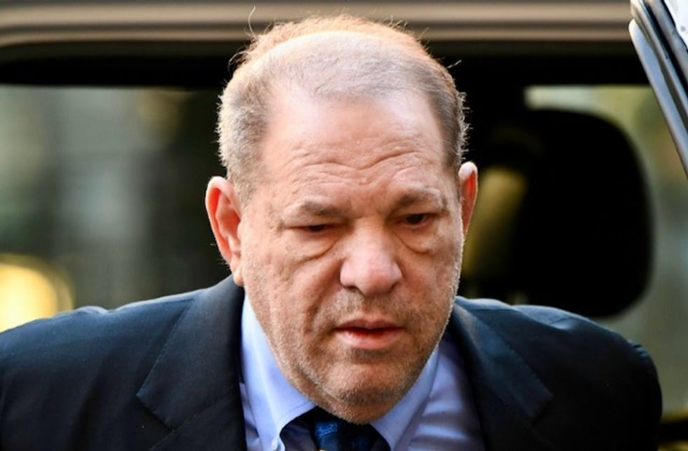 Harvey Weinstein charged with six new sex crimes counts in LA