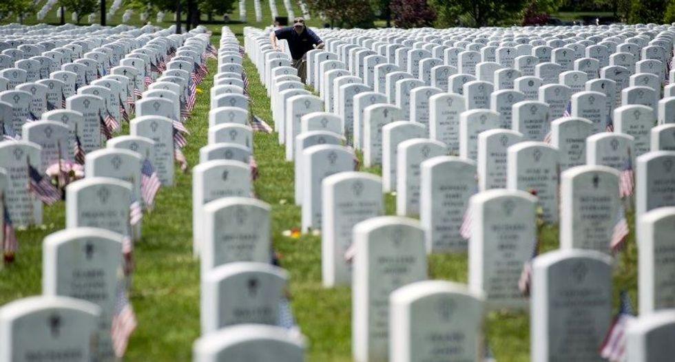 US Senate backs Arlington burial honor for female pilots