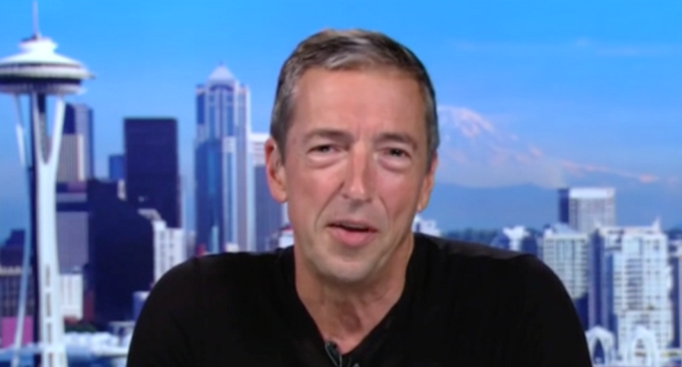 Ronald Reagan's son scorches GOP on MSNBC: 'They have no shame'