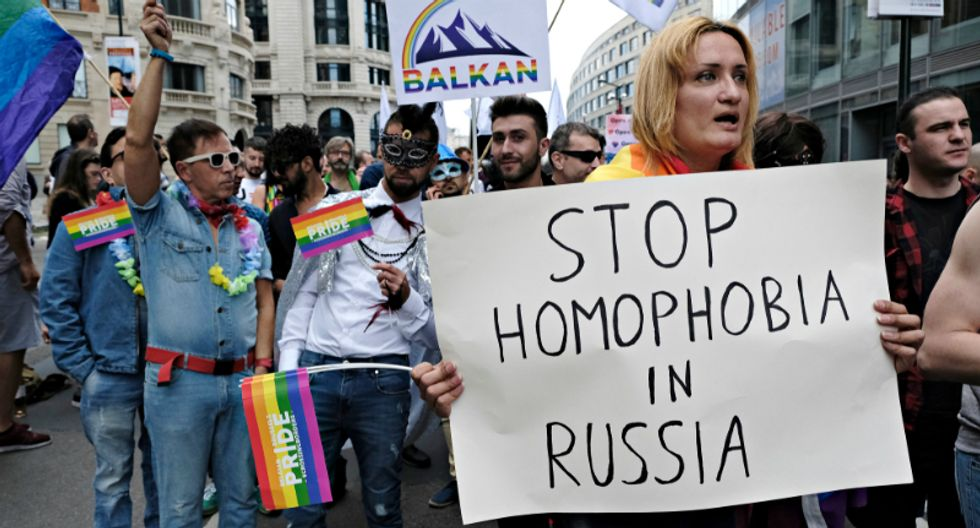 This bisexual Russian man could be killed if he's deported — but an Oregon judge won't let him stay