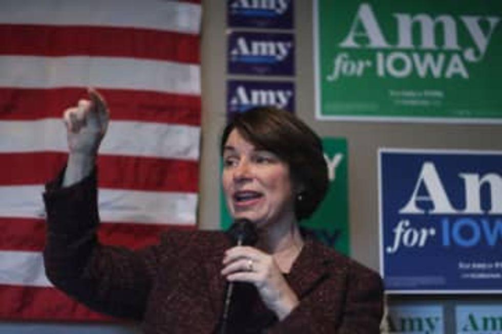 Can Sen. Amy Klobuchar rally black Democrats?