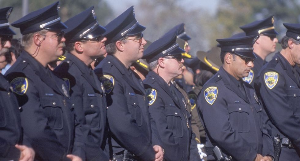 Why attacking a police officer should not be a hate crime