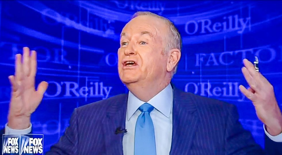 Bill O'Reilly and Lou Dobbs cover for Trump: 'Jesus never put out his tax returns! Ever!'