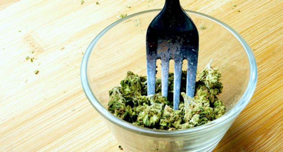 Colorado family sues pot dispensary after murder blamed on edible