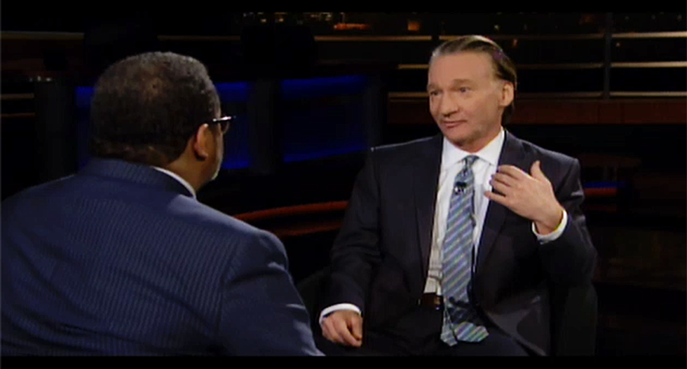 Watch Bill Maher's big apology after using the N-word: 'That word has caused pain -- I'm not here to do that'