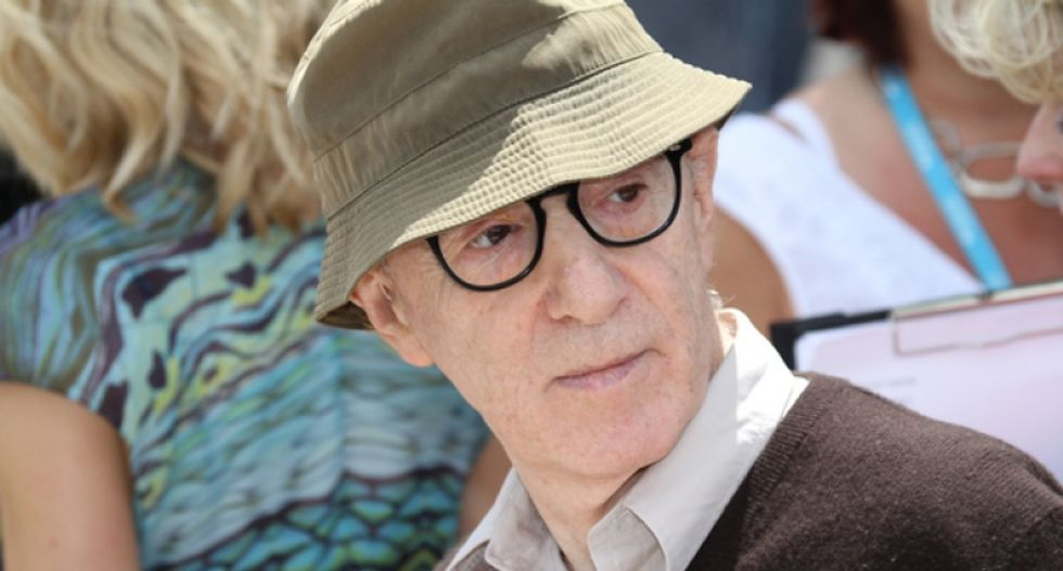 Woody Allen says Trump has sparked 'best' satire in years
