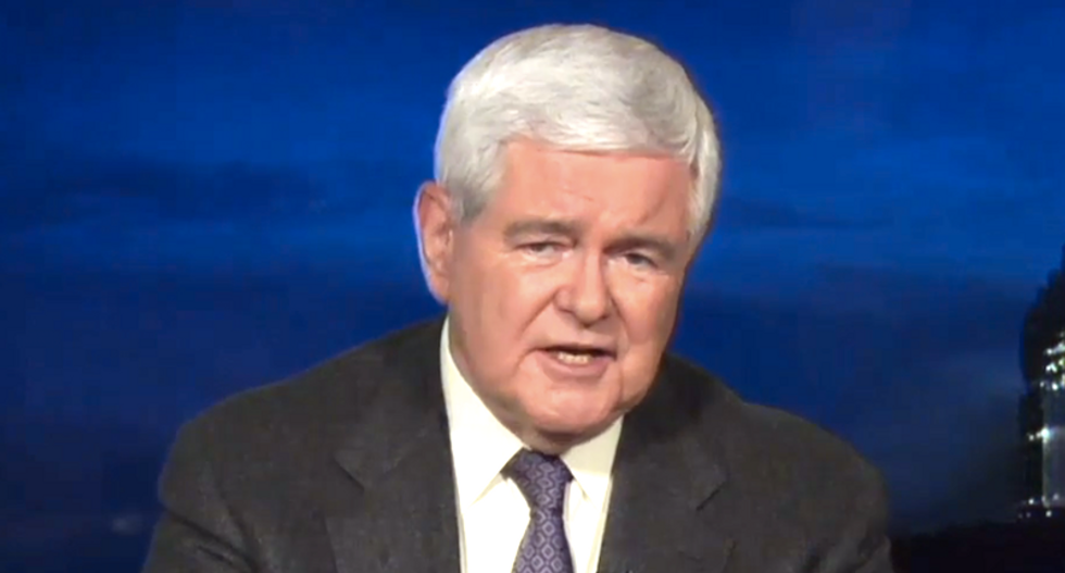 Newt Gingrich: 'Obama kept lying' after he won but Trump can do more if he 'remains honest'