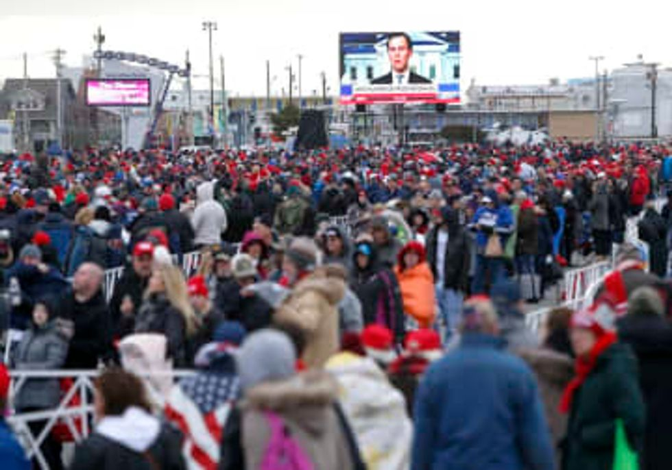 I wasn't invited to Trump rally because I wanted GOP to pay us back: Wildwood, NJ mayor