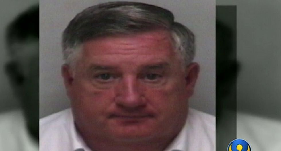 NC pastor busted for assaulting woman seeking counseling: 'He started sticking his tongue into my ear'