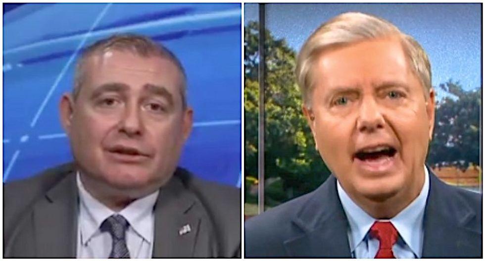 Lev Parnas directly implicates Lindsey Graham in Ukraine plot: 'He was in the loop'