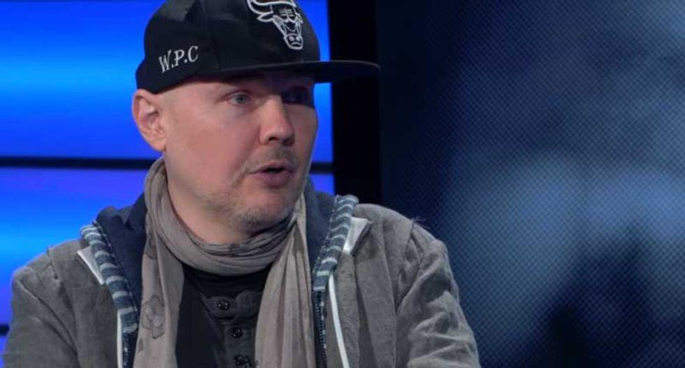 'Smashing Pumpkins' frontman Billy Corgan: Social justice groups are 'shutting down free speech'
