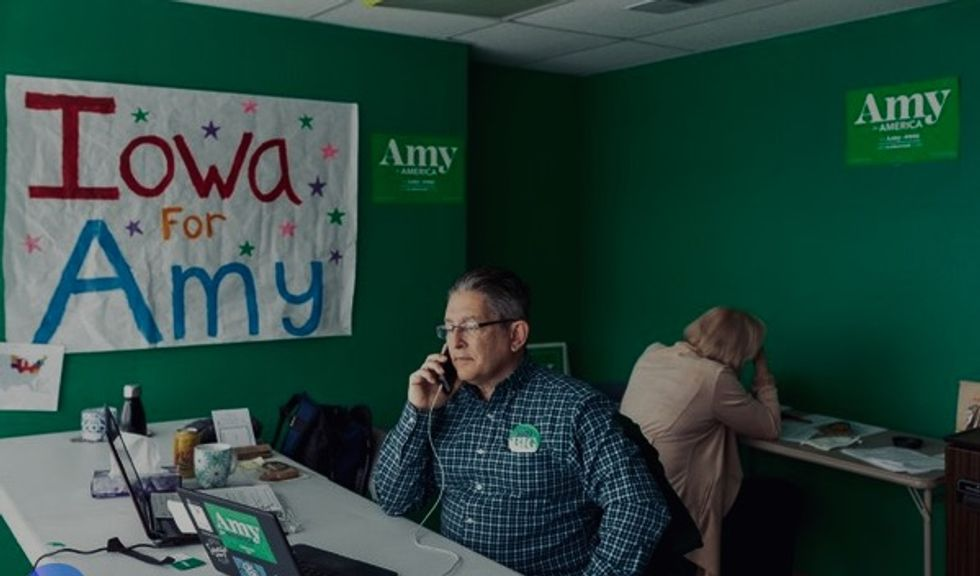Iowa caucuses: It's not just candidates who face uncertainty