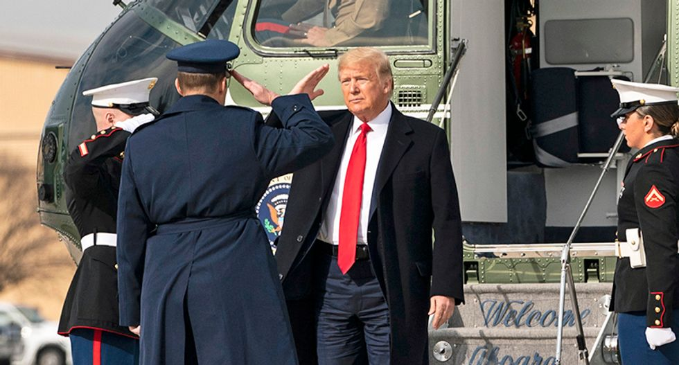 The dark secrets and 'fiscal insanity' plaguing Trump's latest Pentagon's budget