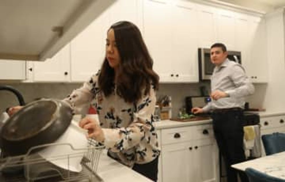 'It's a lot tougher nowadays': Millennial homebuyers challenged with down payments and inventory