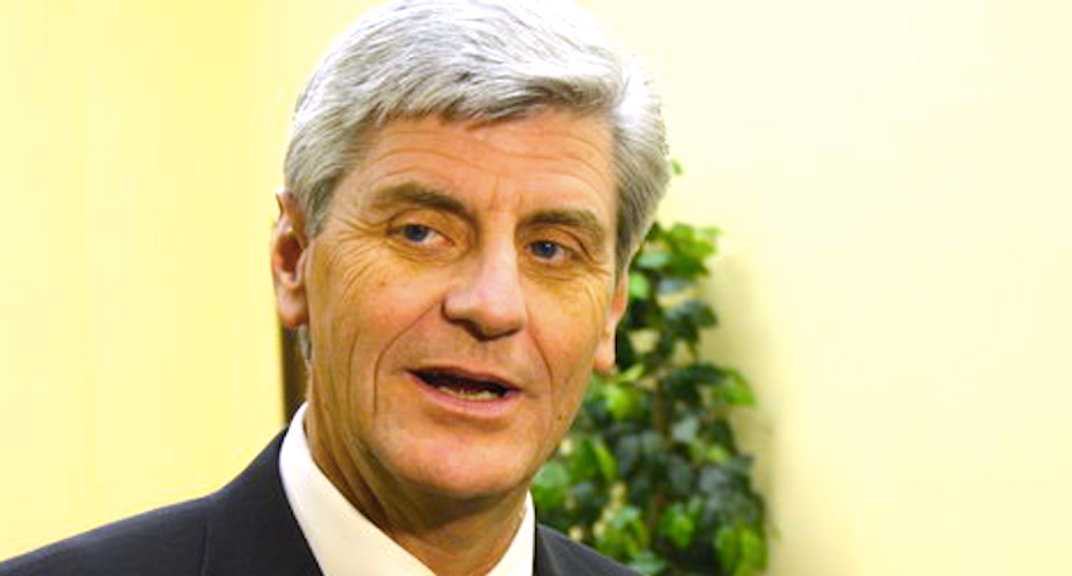 Mississippi governor says anti-LGBT laws aren't enough: Everyone has to like them, too!
