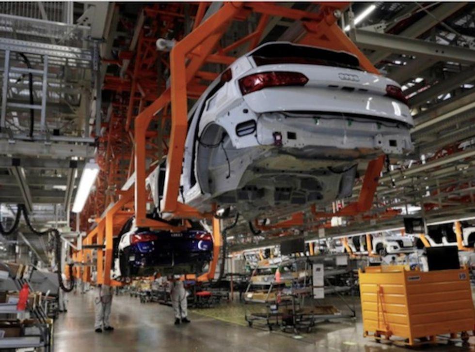 Global auto powers plotting response to Trump auto tariff threats