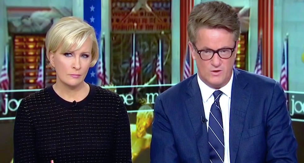 'Be at war with one person at a time': Morning Joe shreds 'President Bannon' for Trump's deep unpopularity