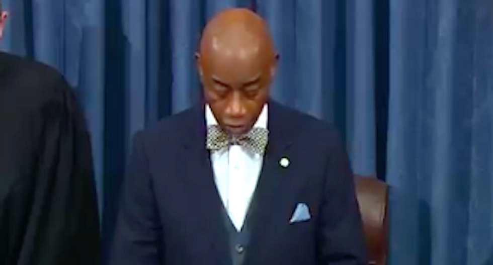 'We always reap what we sow': Senate chaplain delivers blistering impeachment benediction