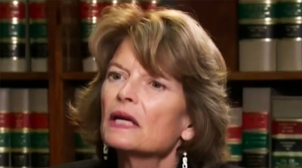 'Anyone surprised? Anyone?': Murkowski buried for 'no' vote on witnesses despite Cipollone Ukraine complicity